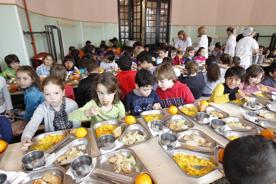 Las AMPAs podrán gestionar los comedores escolares de Euskadi ...
